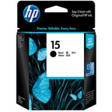 HP Ink Cartidge 15D Black ( C6615DA )