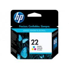 HP Ink Cartridge 22 Tricolor ( C9352AA )