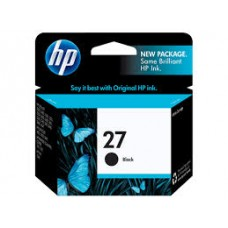 HP Ink Cartridge 27 Black ( C8727AA )