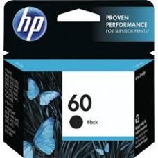 HP Ink Cartridge 60 Black ( CC640WA )