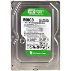 WD 500GB Desktop Hard Drive