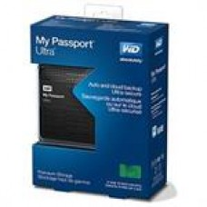 WD My Passport Ultra 1 TB Portable External Hard Drive USB 3.0
